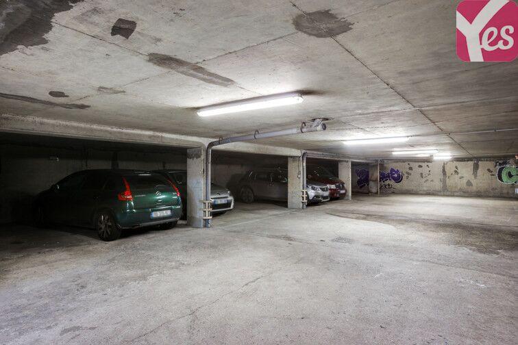 Parking Porte de Pantin - Jaures gardien