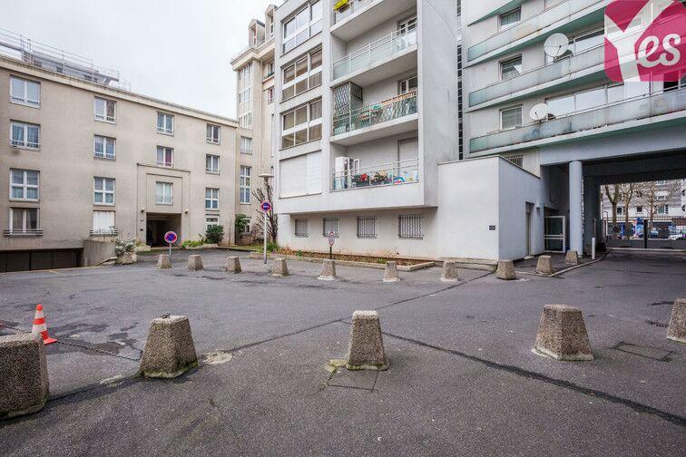 Parking Porte de Pantin - Jaures Paris