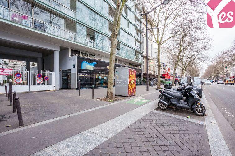 Parking Porte de Pantin - Jaures en location