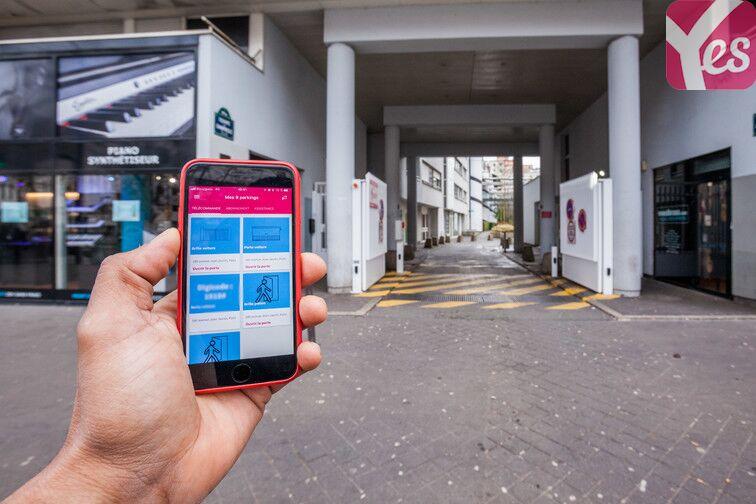 Parking Porte de Pantin - Jaures 180 avenue Jean Jaurès