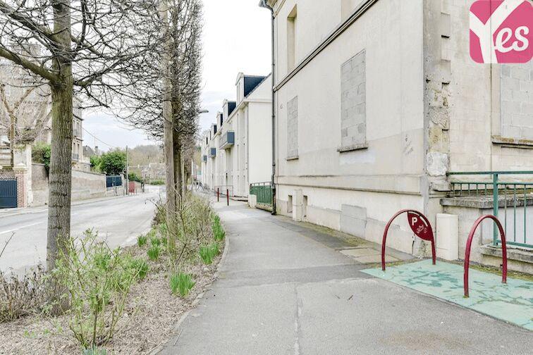 Parking Boulevard Saint-Jean souterrain