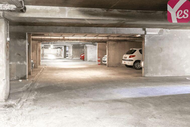 Parking Pasteur - Cagnes-sur-Mer gardien