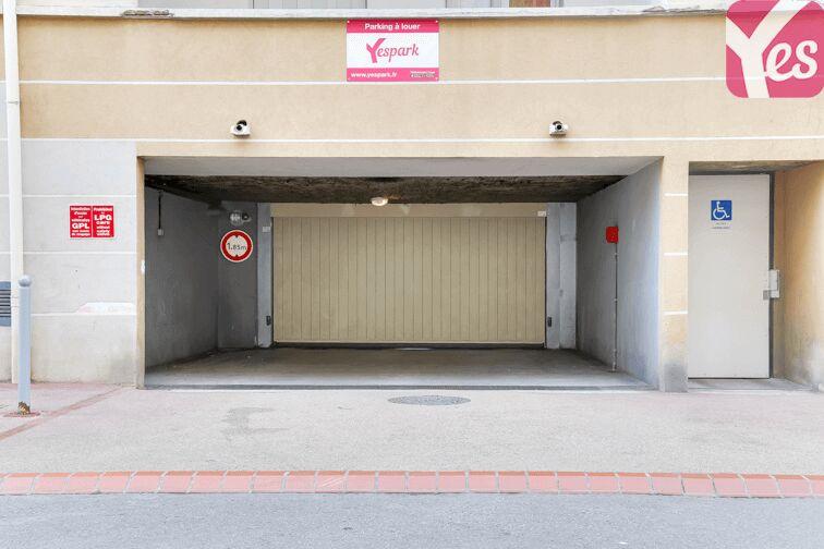 location parking Pasteur - Cagnes-sur-Mer
