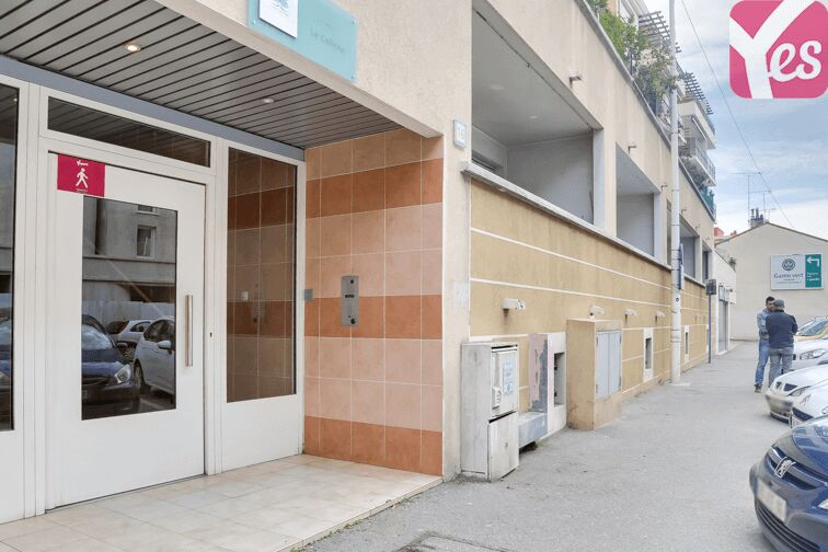 Parking Pasteur - Cagnes-sur-Mer caméra