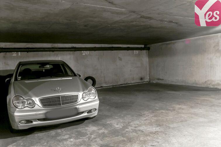 Parking Pasteur - Cagnes-sur-Mer garage