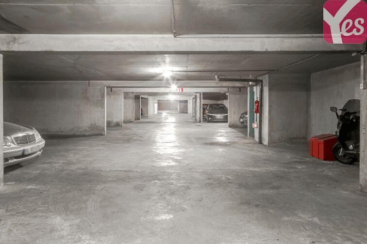 Parking Pasteur - Cagnes-sur-Mer souterrain