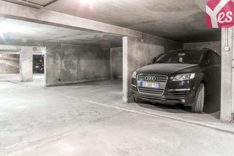 Parking Pasteur - Cagnes-sur-Mer 25 rue Pasteur