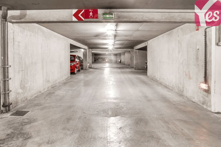 Parking Pasteur - Cagnes-sur-Mer 06800