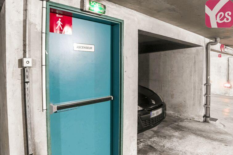 Parking Pasteur - Cagnes-sur-Mer 24/24 7/7