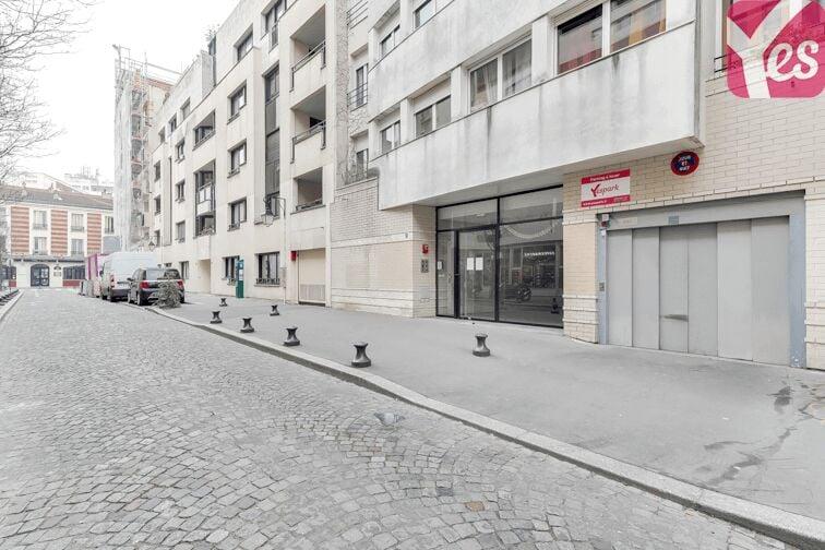 Location parking Place d'Italie - Paris 13