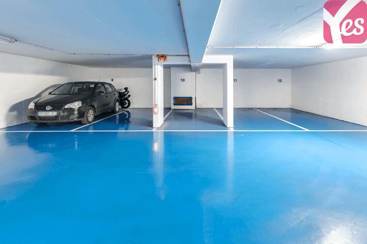 Parking Place d'Italie - Paris 13 9 rue Simonet