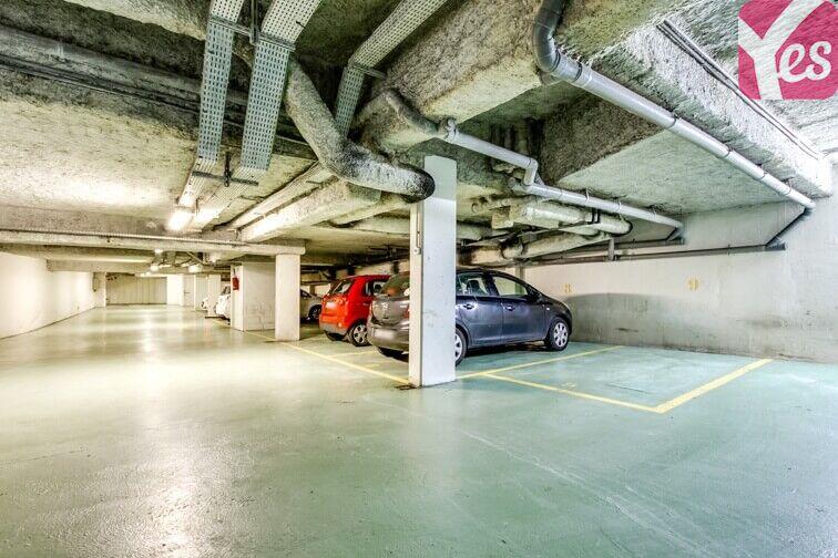 Parking Buzenval - Paris 20 souterrain