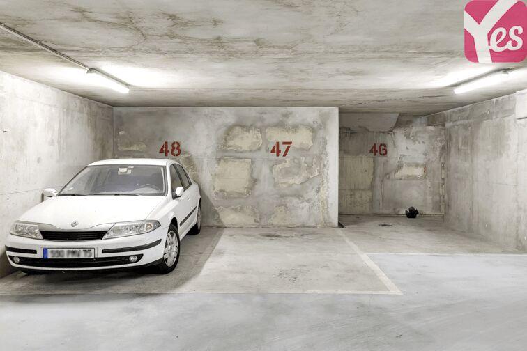 Parking Les Haies - Buzenval location mensuelle