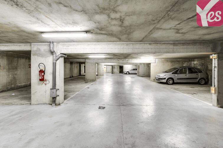 Parking Les Haies - Buzenval avis