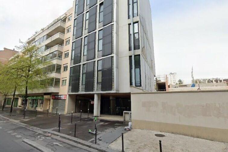 Parking Place du Maroc - Stalingrad - Paris 19 24/24 7/7