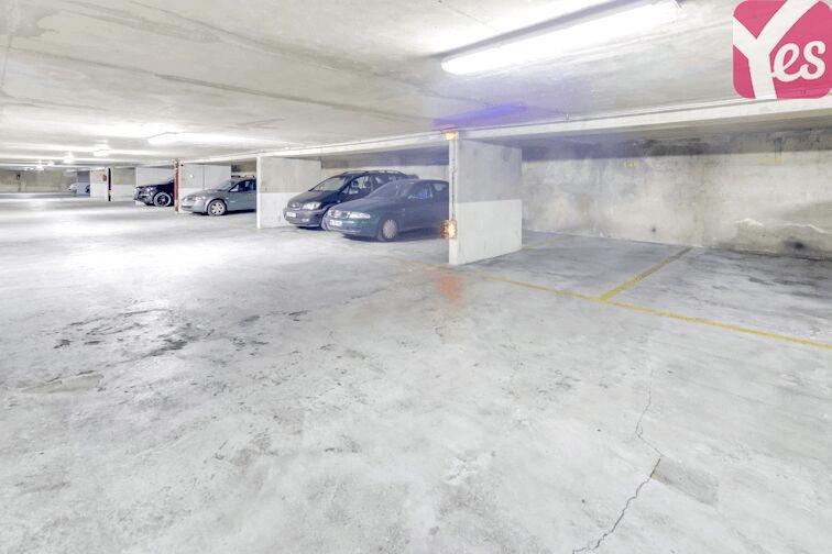 Parking Place du Maroc - Stalingrad - Paris 19 gardien