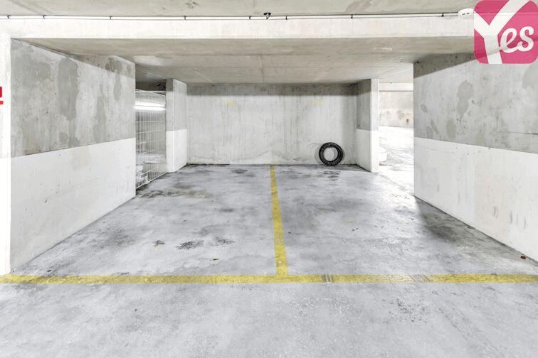 Parking Place du Maroc - Stalingrad - Paris 19 souterrain