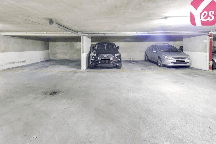 Parking Place du Maroc - Stalingrad - Paris 19 sécurisé