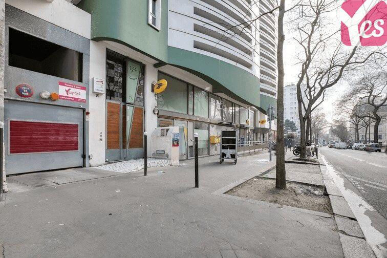 Location parking Pyrénées - Bagnolet