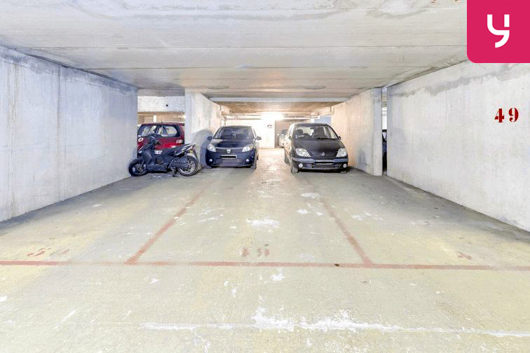 Parking Amiraux - Marcadet - Poissonniers - Paris 18 à louer