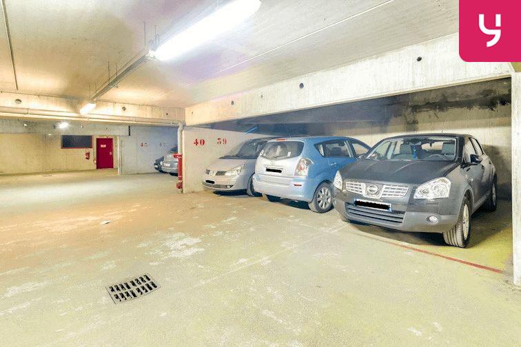 Parking Amiraux - Marcadet - Poissonniers - Paris 18 24/24 7/7