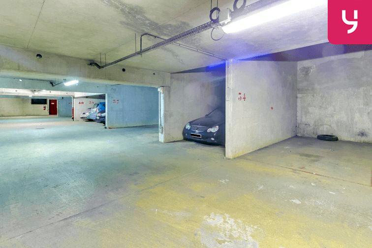 Parking Amiraux - Marcadet - Poissonniers - Paris 18 location mensuelle