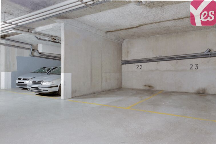 Parking Commissariat Paris 19 - Ourcq en location