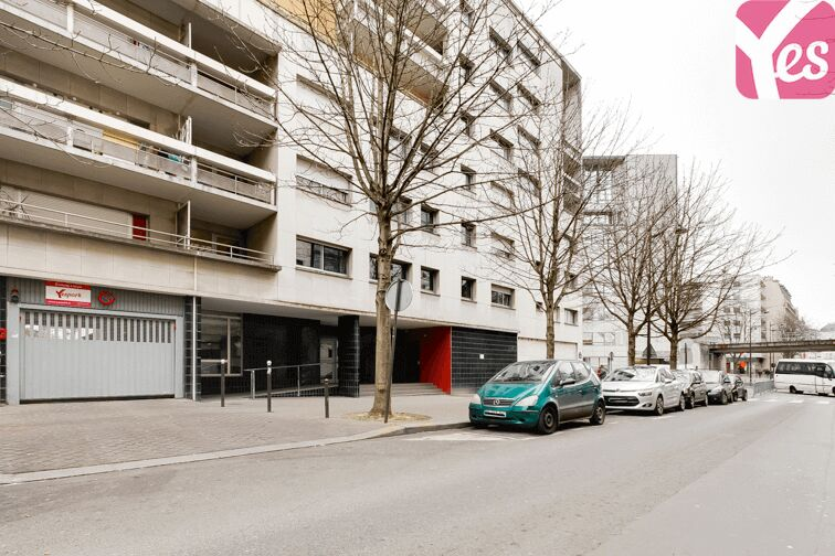 location parking Commissariat Paris 19 - Ourcq