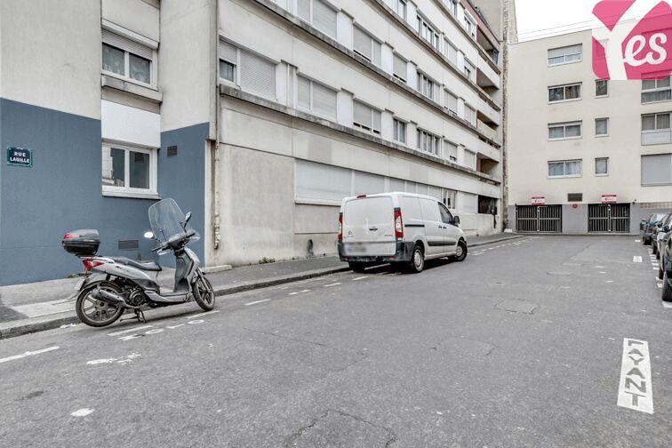 Parking Jacques Cartier - Guy Môquet box