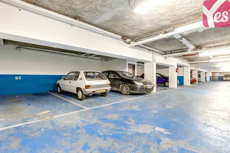 Parking Jacques Cartier - Guy Môquet gardien