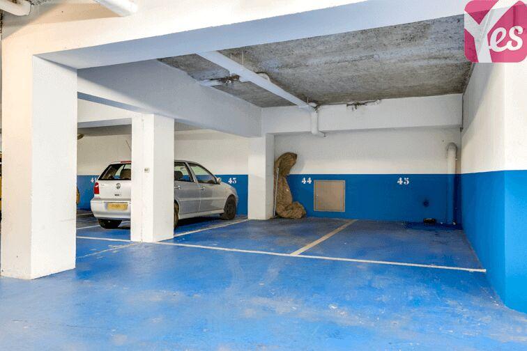 Parking Jacques Cartier - Guy Môquet Paris