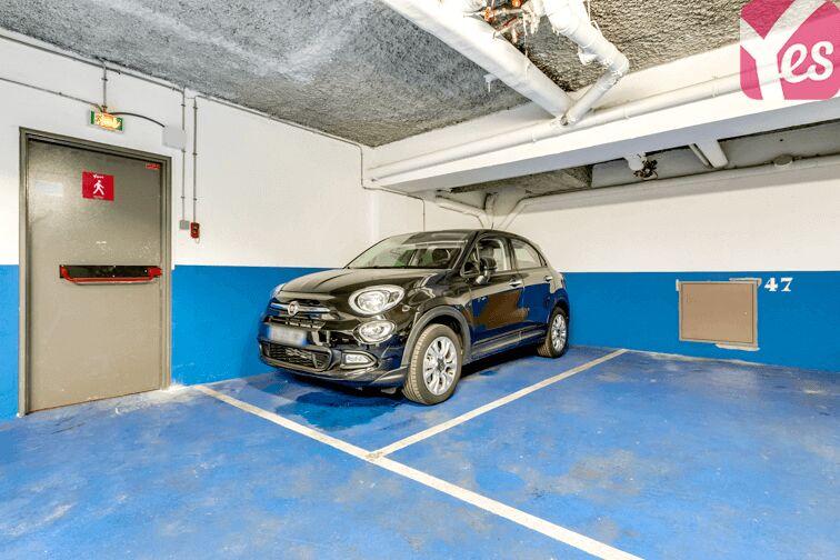 Parking Jacques Cartier - Guy Môquet 24/24 7/7
