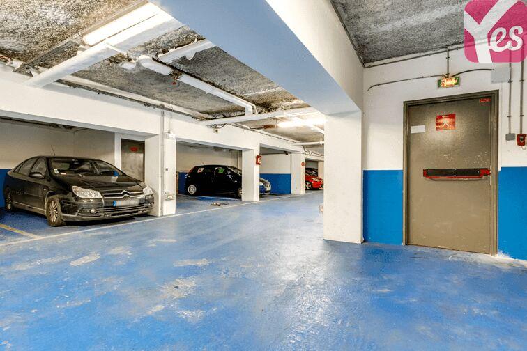 Parking Jacques Cartier - Guy Môquet sécurisé