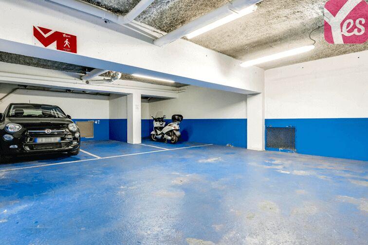 Parking Jacques Cartier - Guy Môquet caméra