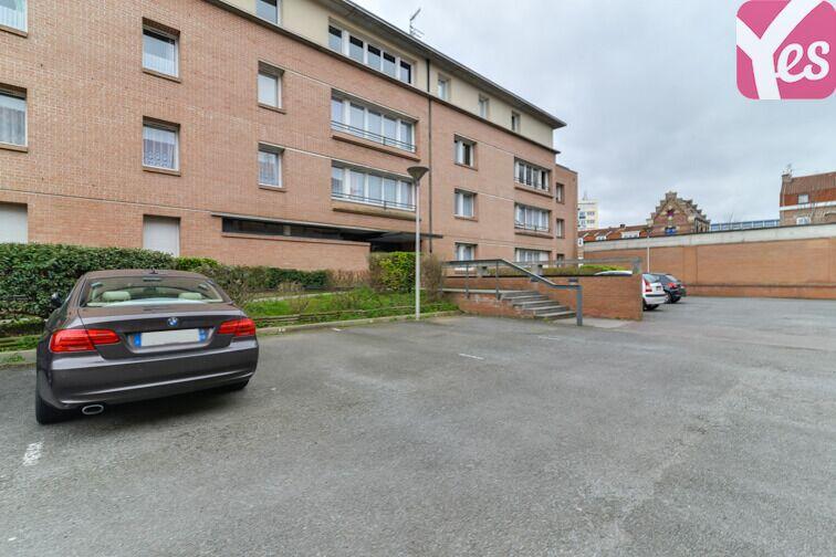 Parking Centre ville - Douai (aérien) en location
