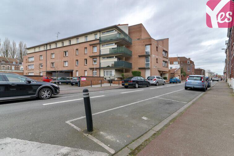 Parking Centre ville - Douai (aérien) à louer