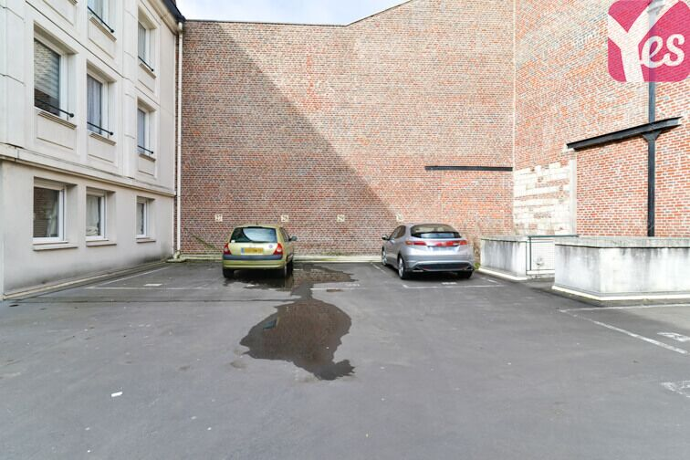 Parking Centre ville - Gare - Cambrai 5 rue Noyon