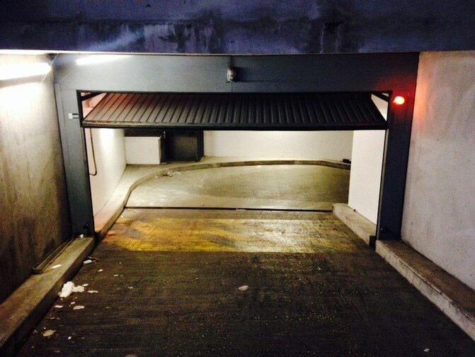 Parking Bercy Village box