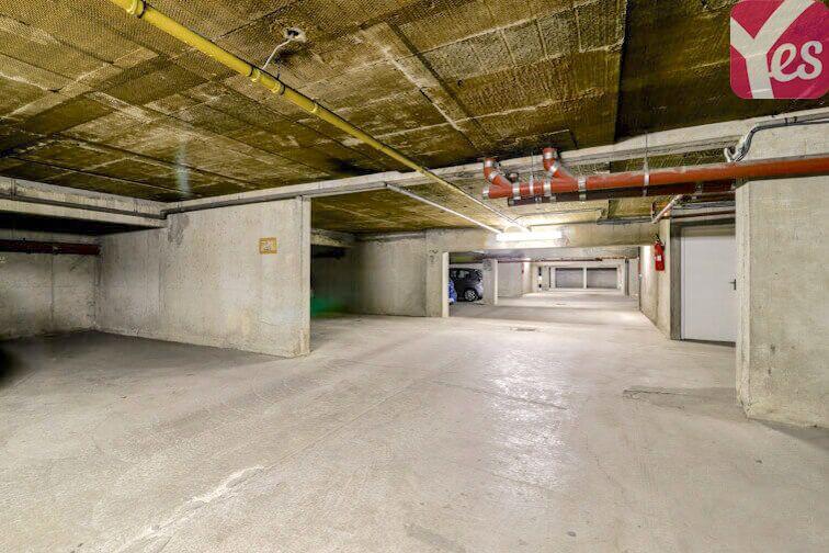 Parking Place Carnot - Douai location