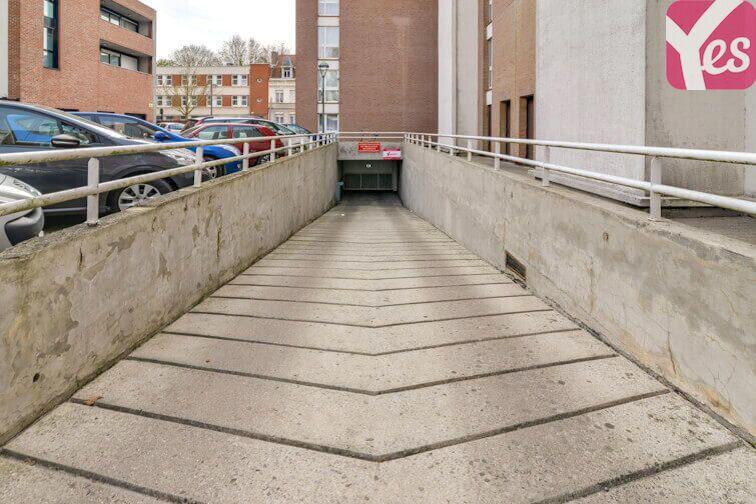 Parking Place Carnot - Douai avis