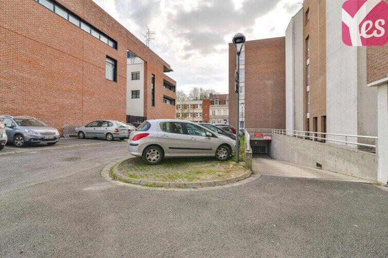 Parking Place Carnot - Douai garage