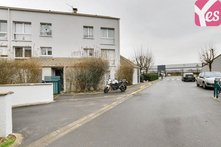 Parking Mairie - Mitry-Mory 24/24 7/7