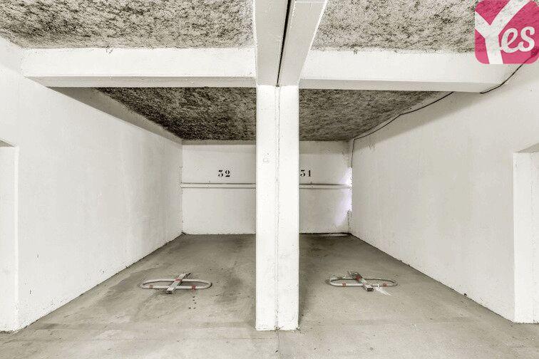 Parking Mairie - Mitry-Mory garage