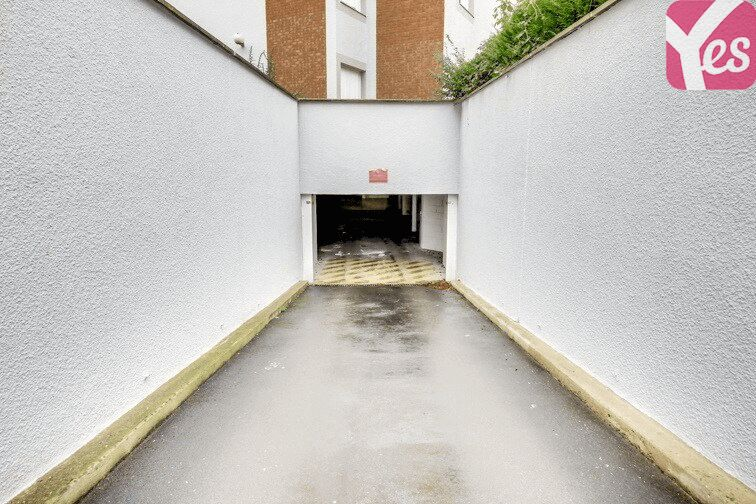 Parking Mairie - Mitry-Mory location