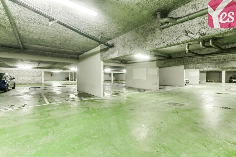 Parking Clos de l'Érable - Saint-Thibault-des-Vignes box