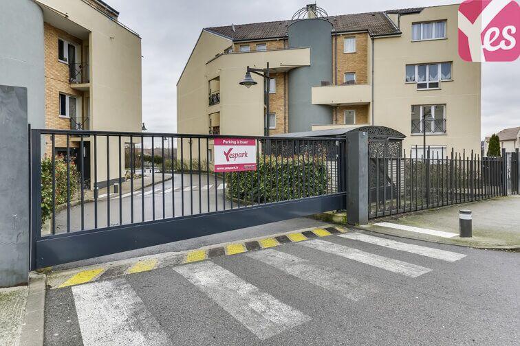 Location parking Clos de l'Érable - Saint-Thibault-des-Vignes