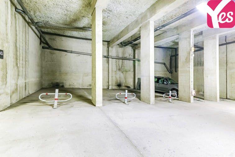 Parking Gare de Noisy-Champs - Champs-sur-Marne en location