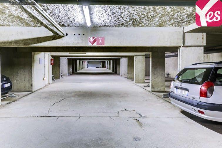 Parking Gare de Noisy-Champs - Champs-sur-Marne sécurisé