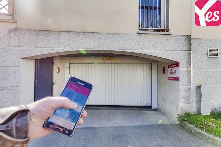 Location parking Gare de Noisy-Champs - Champs-sur-Marne