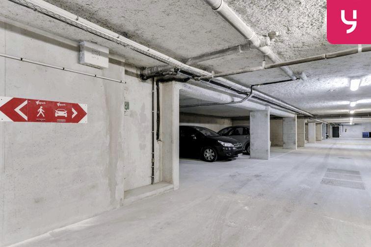 Parking École George Sand - Bussy-Saint-Georges sécurisé